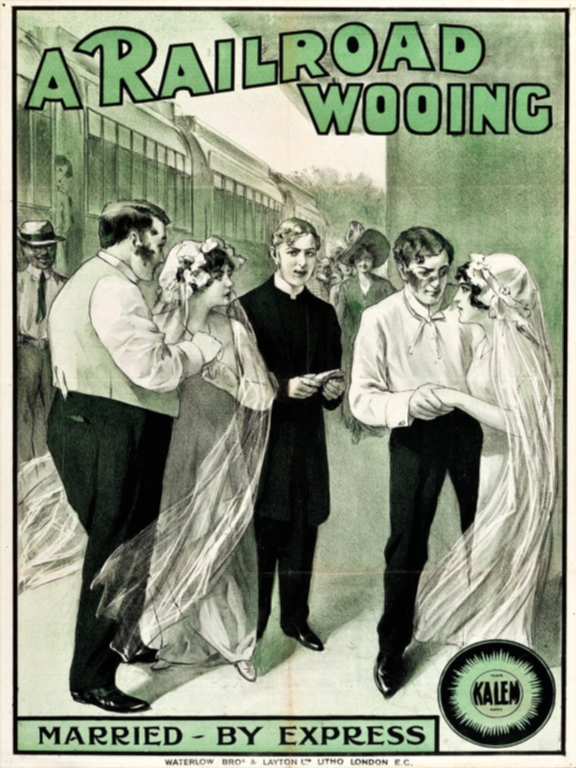 A Railroad Wooing